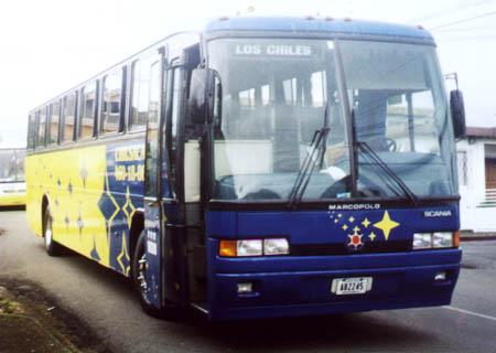 Buses Alvarez & Gutierrez